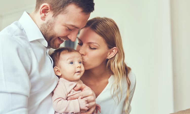 relatie na geboorte baby