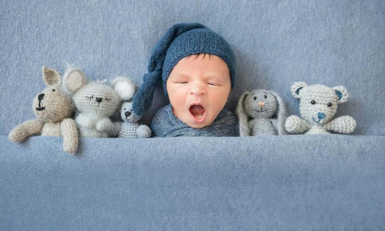 10x verrassende weetjes over pasgeboren baby's