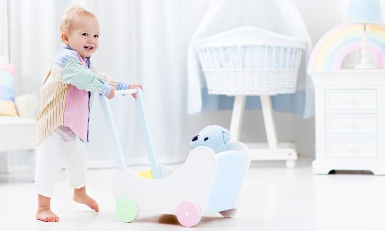 Loopwagen baby: goed of niet?