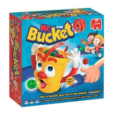 jumbo mr bucket kinderspel