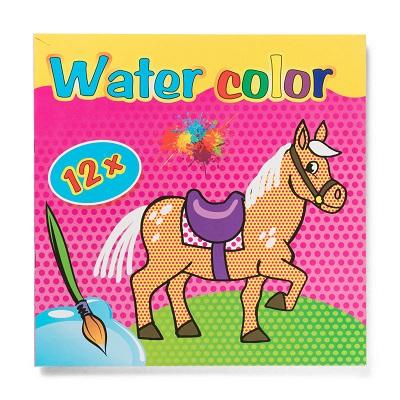 waterkleurboek