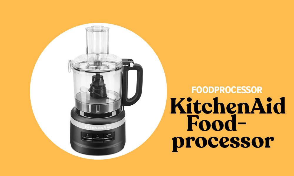 Review Content_Kitchenaid foodprocessor