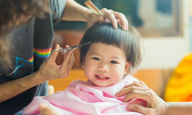 16x hoe jullie het haar van je kinderen (ver)knipten