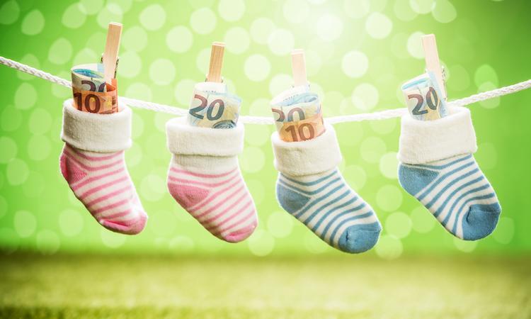 10x tips om geld te besparen tijdens en na de zwangerschap