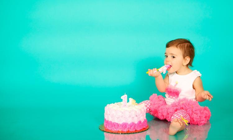 De eerste verjaardag van je baby