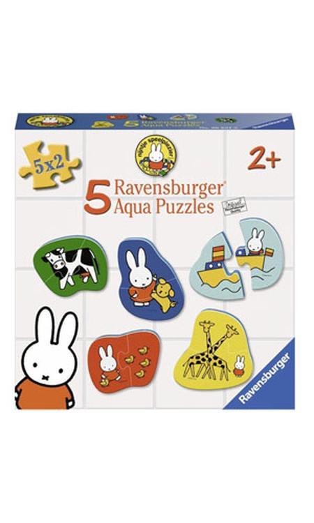 Ravensburger nijntje aqua puzzel