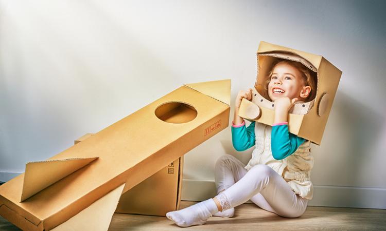 8 uitjes voor creatieve kinderen