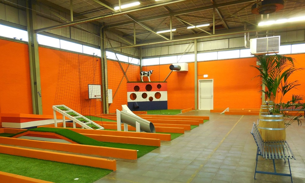 Midget Voetbal - Kidsproof.nl
