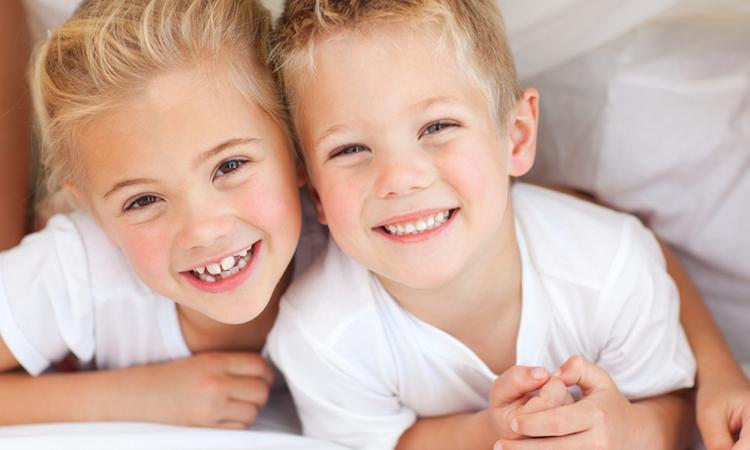 Oudste kind slimmer dan broertjes en zusjes
