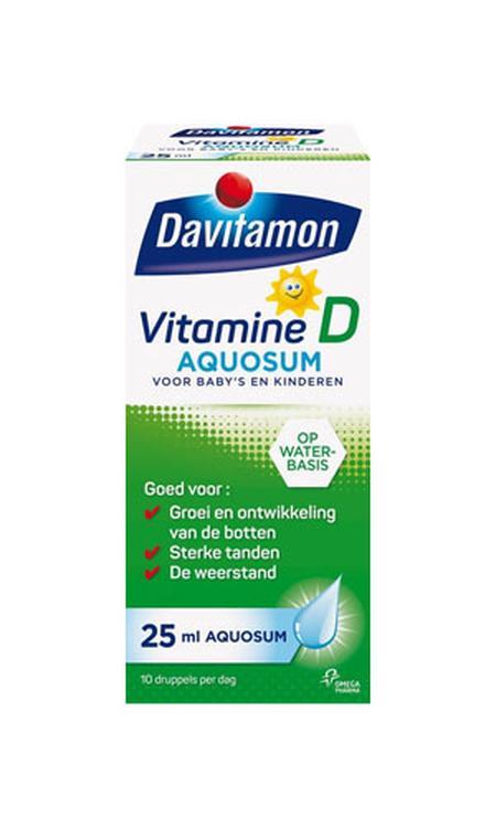 Vitamine-D baby