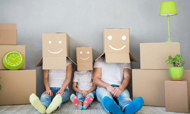 Verhuizen: wat doe ik mijn kind aan?