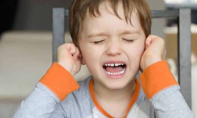 Oorontsteking: als je kind oorpijn heeft