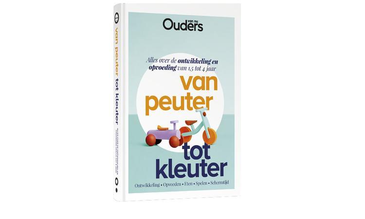Shop – Boek – Van Peuter tot Kleuter