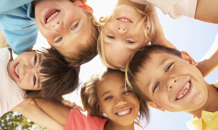 Onze kinderen: 'blij' en 'in balans'