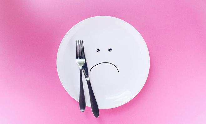 Geen eetlust tijdens je zwangerschap