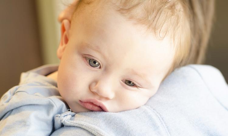 Griep bij baby: dit kun je het beste doen