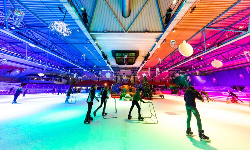 ijsbaan eindhoven