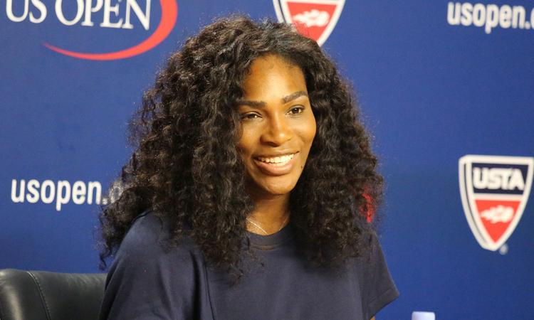 Zó zoet: Serena Williams deelt eerste beelden van pasgeboren baby