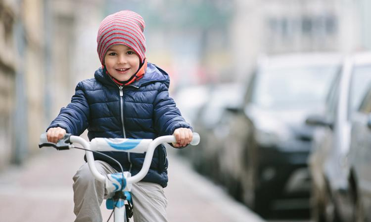 Verkeersles en verkeersopvoeding: kinderen in het verkeer