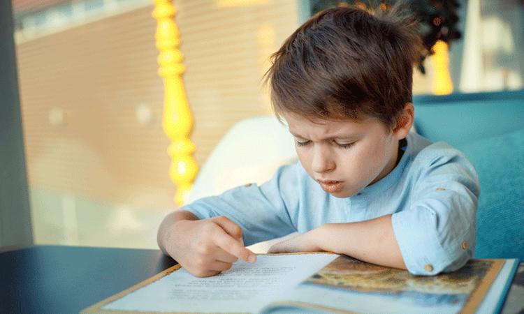 Speciaal font voor dyslectische kinderen maakt lezen makkelijker
