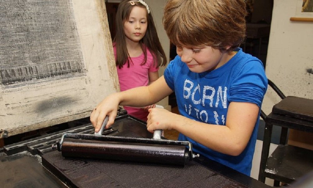 Drukkerij Museum - Kidsproof.nl