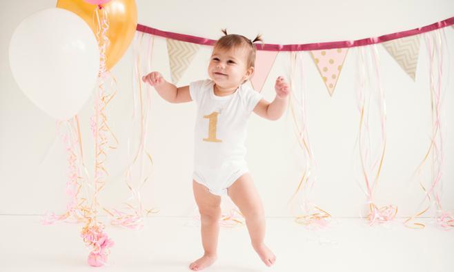 Baby 12 Maanden Oud Eerste Verjaardag Ouders Van Nu