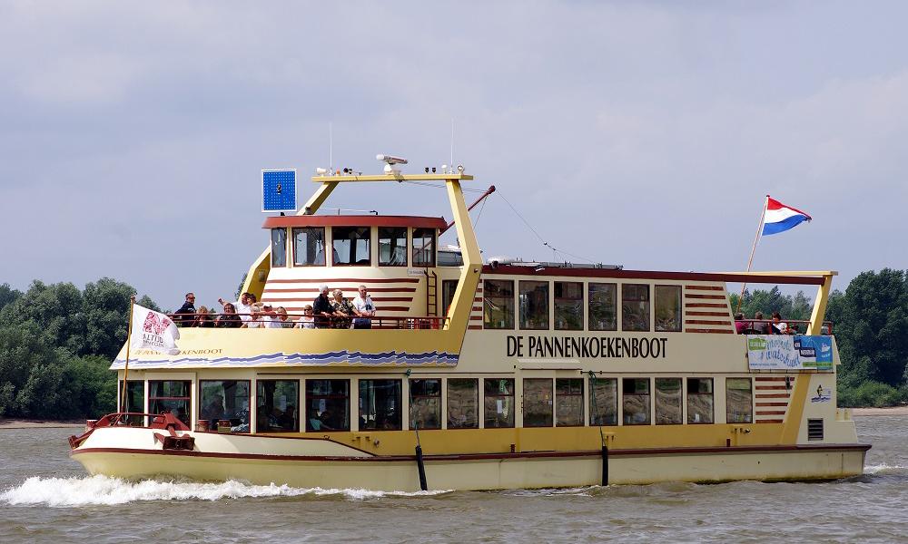 pannenkoekenboot