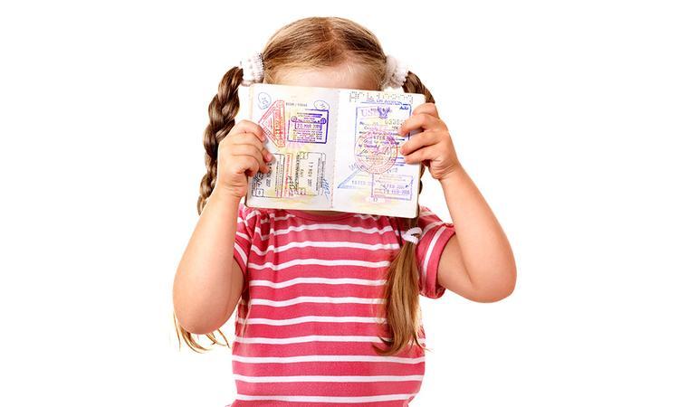 Heeft mijn kind een paspoort nodig?