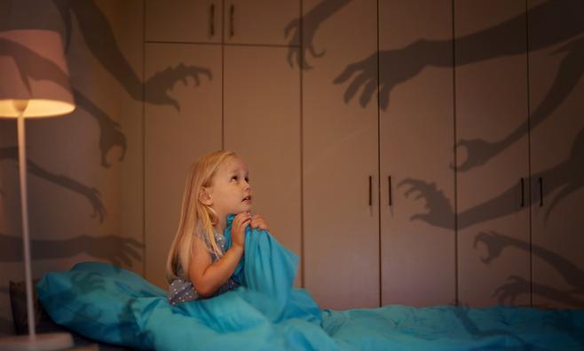 Magisch denken: monsters in de slaapkamer? Die bestaan dus écht