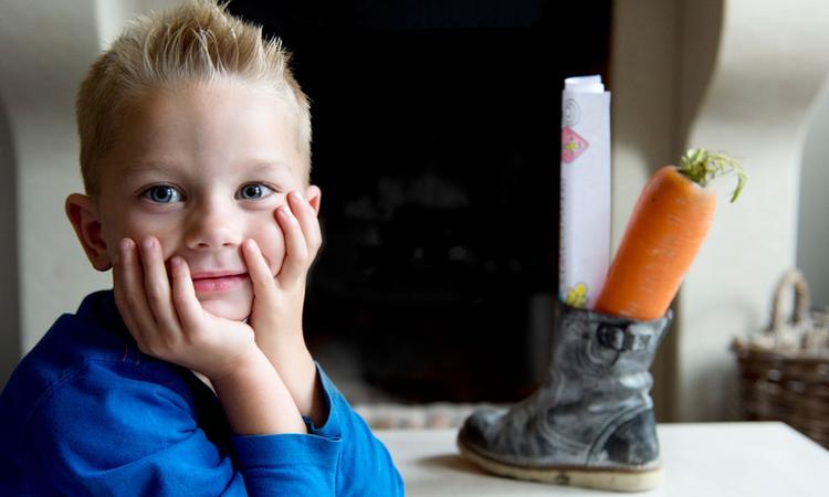 Dankzij Actie Pepernoot komt Sinterklaas bij élk kind langs