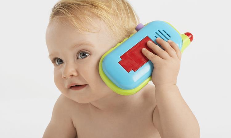 Het nut van brabbelen door je baby