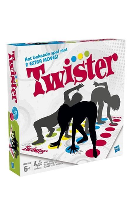 Twister - Actiespel