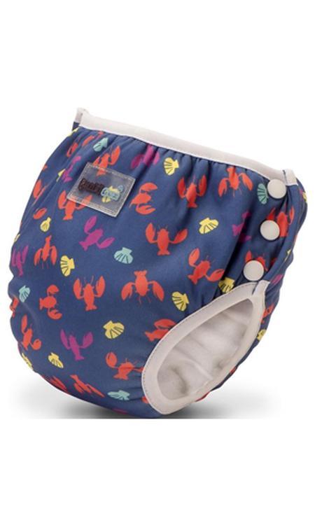 Bambinex Zwemluier & oefenbroekje - Lobster -