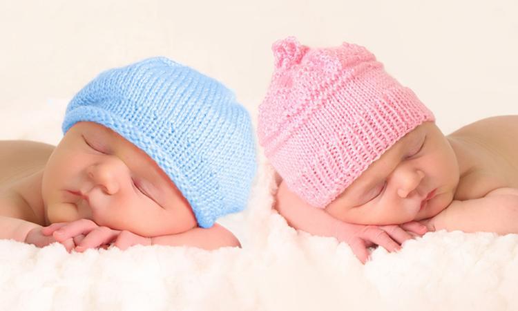 Populairste babynamen in Amerika
