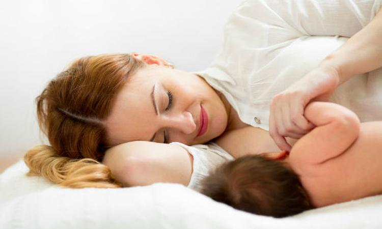 Seks en borstvoeding