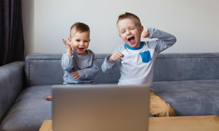 videobellen met familie activiteiten