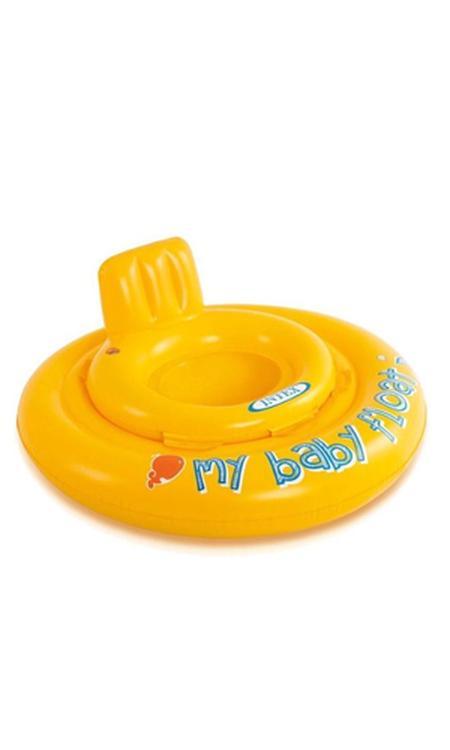 Intex Gele Opblaasbare Baby Zwemtrainer - 6 tot 12 Maanden