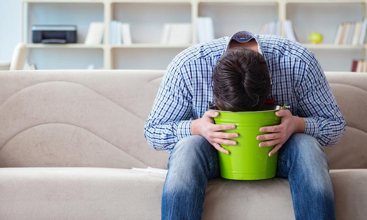Alles over het couvade-syndroom: mannen met zwangerschapssymptomen