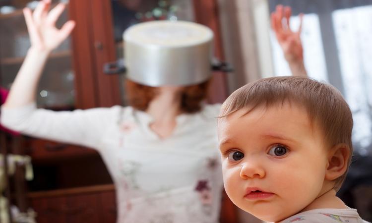 Wetenschappelijk bewezen: kinderen bezorgen je letterlijk grijze haren