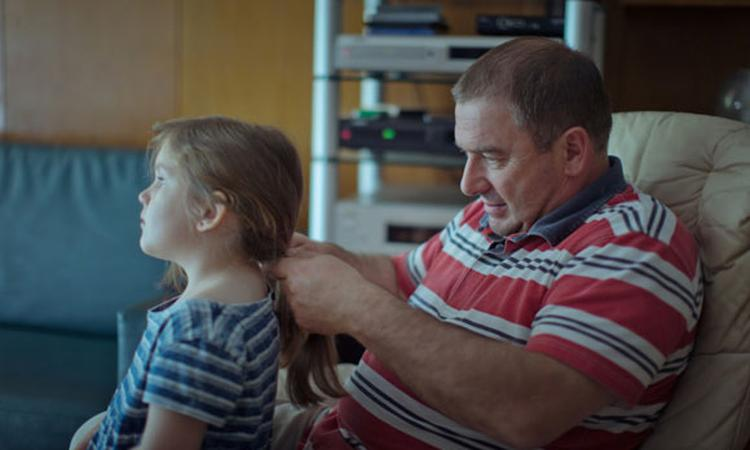 #LeaninTogether: foto's van écht vaderschap