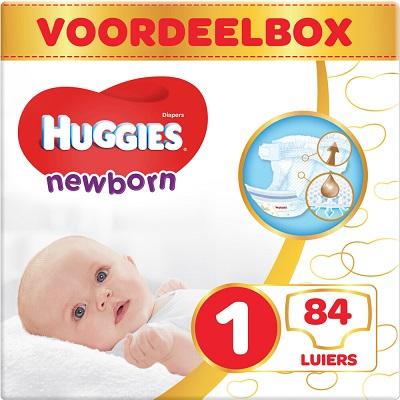 Huggies Ultra Comfort luiers voordeelbox