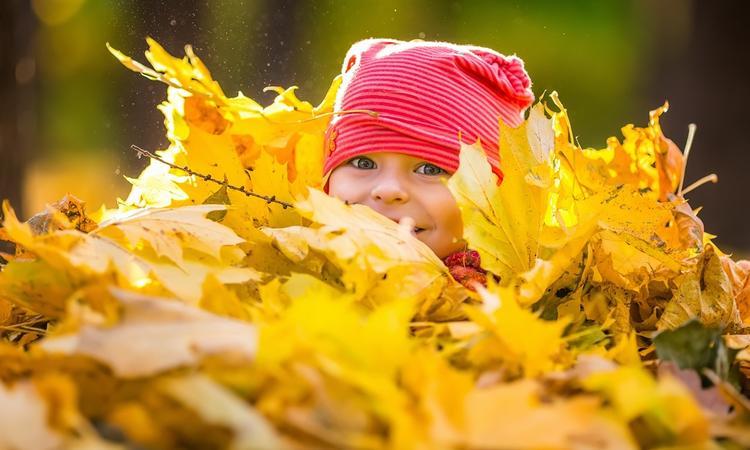 10x de leukste herfstfoto's van jullie kinderen