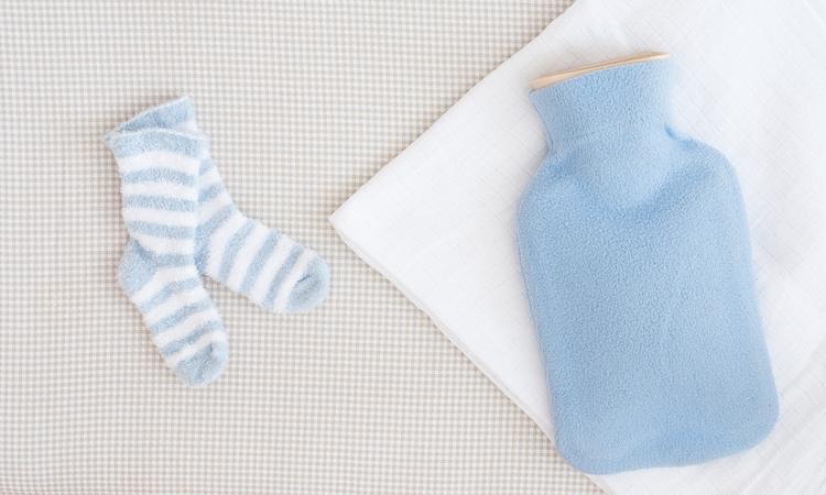Een kruik voor je baby, hoe gebruik je die veilig?