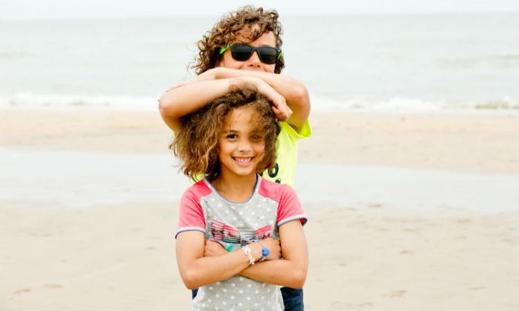 6x kindvriendelijke strandpaviljoens