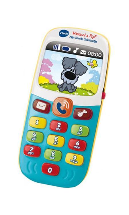 VTech Baby Woezel & Pip Telefoontje - Babytelefoon