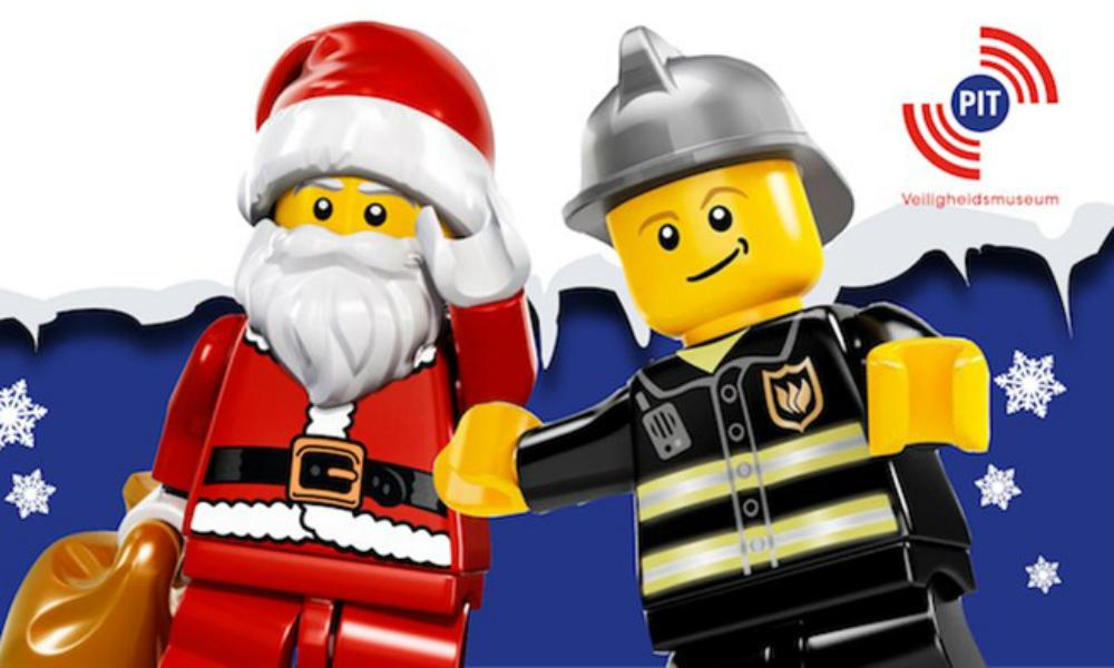 Brandweer Lego