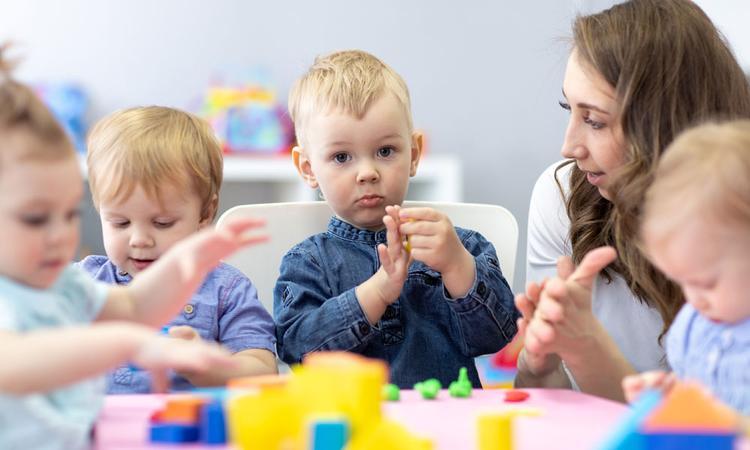 5x waarom een kinderdagverblijf een fijne plek is voor je baby