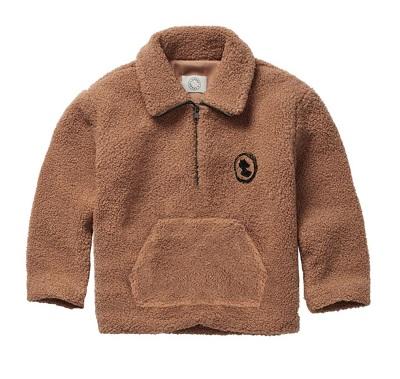 sweater teddystof