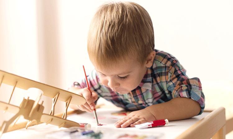 Creativiteit stimuleren bij je kind