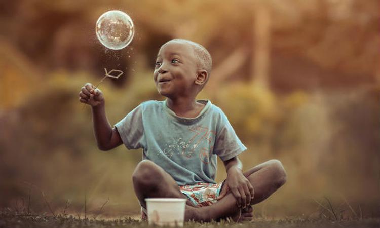 Wat kinderen ons kunnen leren over het leven